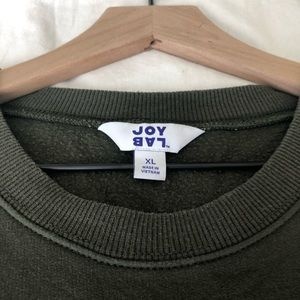 Joy Lab High/Low Crewneck Sweatshirt